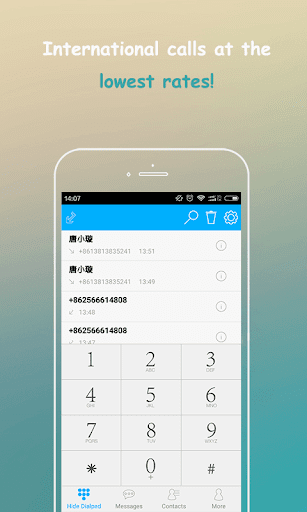 Aishuo-free voip call