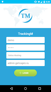 TrackingM- screenshot thumbnail