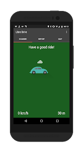 Libre Drive Radar protection screenshot 0