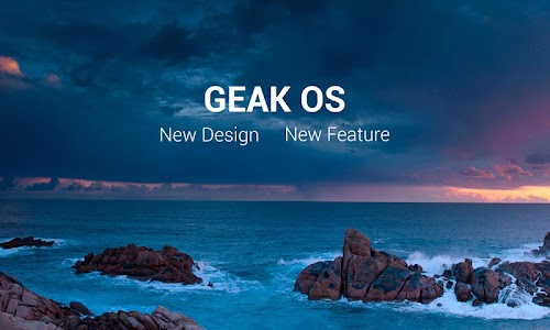 GEAK OS-Launcher,Dialer,SMS v1.0.15133