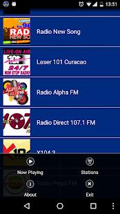 Radio Curacao - náhled