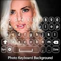 Photo Keyboard Background icon
