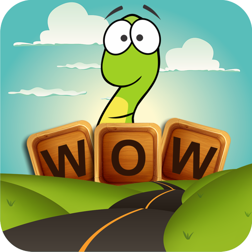 Word Wow Big City: Help a Worm