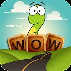 Word Wow Big City: Help a Worm icon