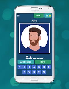 Quiz Football- screenshot thumbnail