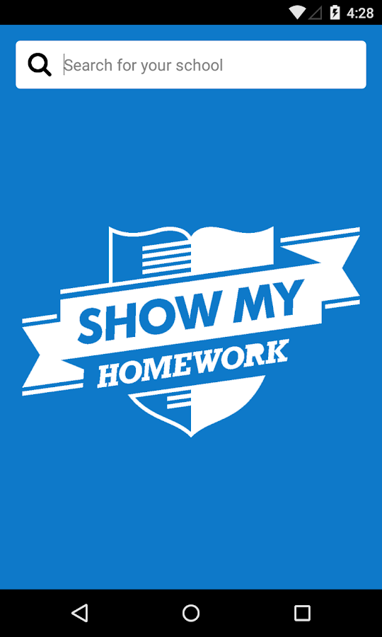 Do my homework app
