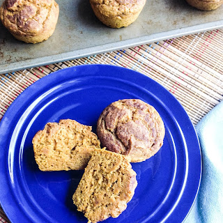 The Best Vegan Pumpkin Muffins