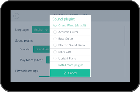 Cello *Plugin*- screenshot thumbnail