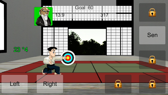 Taido Warrior: Challenge screenshot