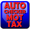 MOT History & ROAD TAX Car Checker icon