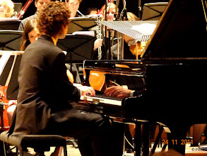 Photo: Andrew Wright speelt de Totentanz voor Piano en Orkest