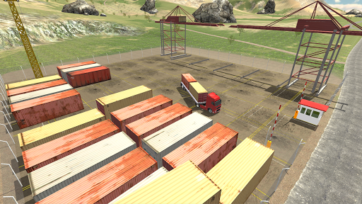 Real Truck Driving Simulator filehippodl screenshot 22