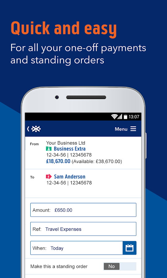 Bank of Scotland Business Mobile Banking - Android Apps on Google Play