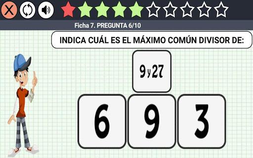Matemu00e1ticas 13 au00f1os 1.0.14 screenshots 11