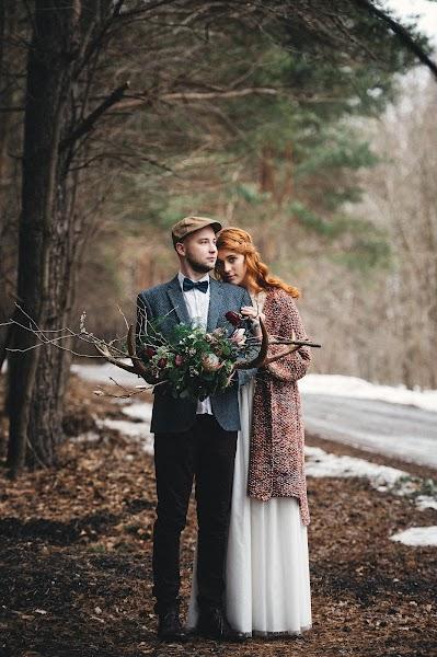 Svatební fotograf Kirill Kalyakin (kirillkalyakin). Fotografie z 25.10.2015