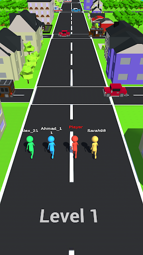Fun Road Race 3D apkmind screenshots 3