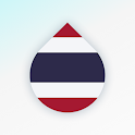 Learn Thai language for free – Drops icon