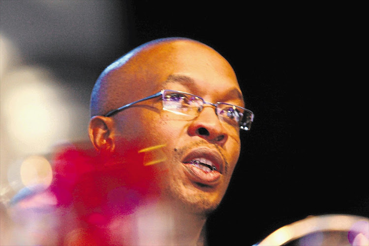 Parks Tau. File photo.