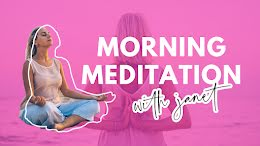 Janet's Morning Meditation - YouTube Thumbnail item