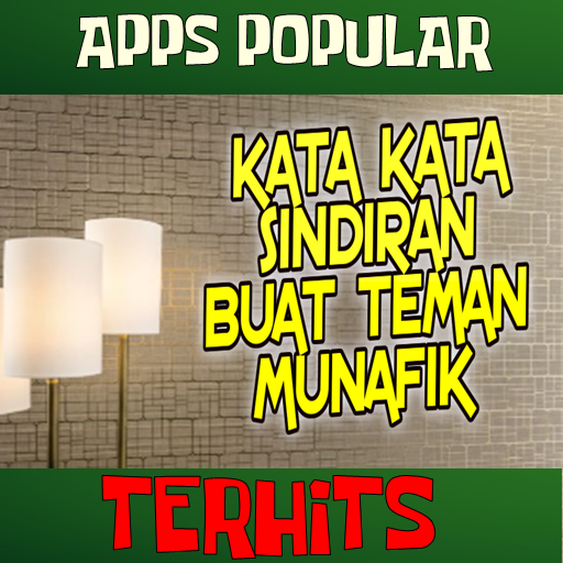 Kata Kata Sindiran Buat Teman Munafik праграмы ў Google Play