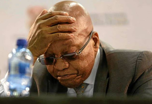 Jacob Zuma's lawyers insist the former president is cooperating with the inquiry.