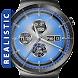 Sleek Sheen HD Watch Face Widget & Live Wallpaper
