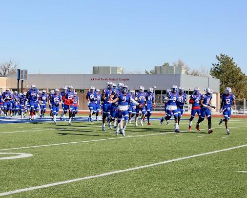 Salt City Bowl HCC vs Eastern AZ