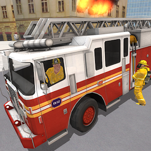 Fire Truck Driving Simulator for PC