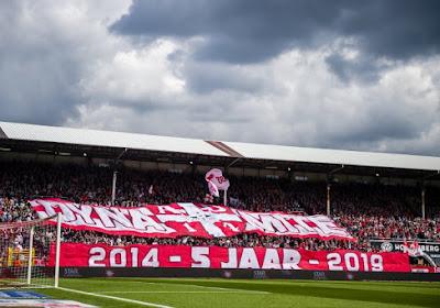 Le directeur sportif de l'Antwerp évoque le mercato anversois