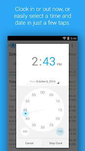 HoursTracker: Time tracking for hourly work- screenshot thumbnail