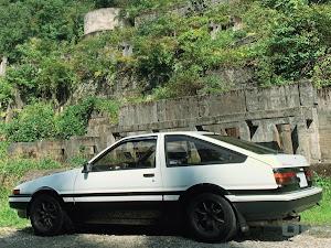 スプリンタートレノ AE86 GT-APEXのカスタム事例画像 イチDさんの2021年09月21日21:31の投稿