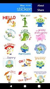 Pixar Stickers: Toy Story 3