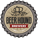 Logo for Beer Hound Brewery