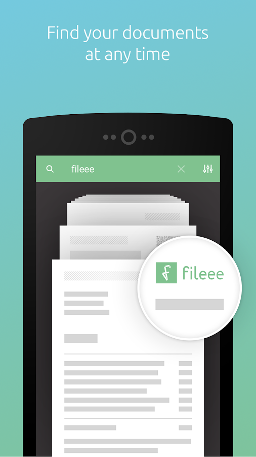 fileee - No more paperwork- screenshot
