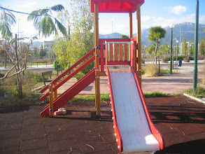 Photo: The Athens Olympic Village - Playground - Παιδική Χαρά 3