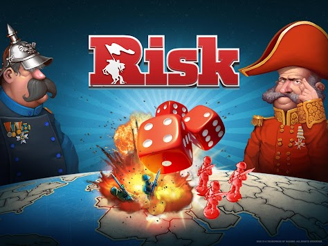 RISK Big Screen Edition apk screenshot