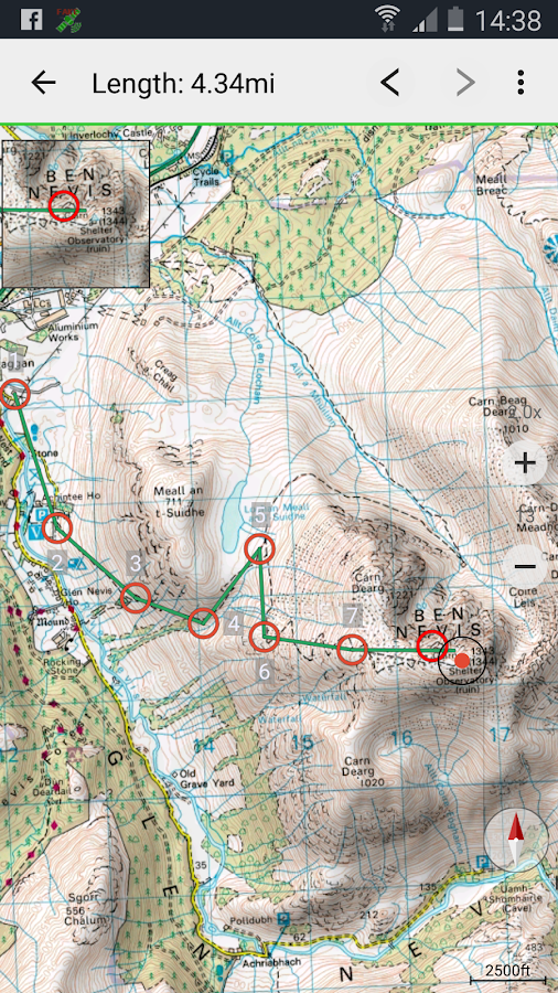 Great Britain Topo Maps Android Apps on Google Play
