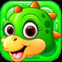 Dino Match3 Surprise World icon