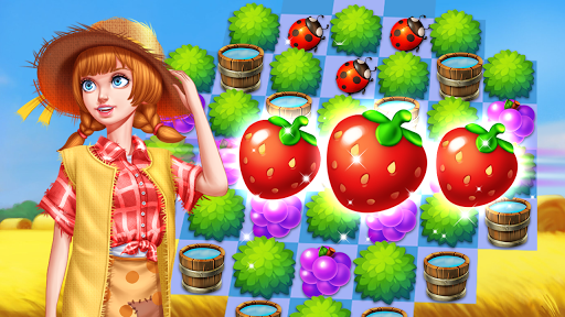 Farm Fruit Pop: Party Time 2.5 Screenshots 3