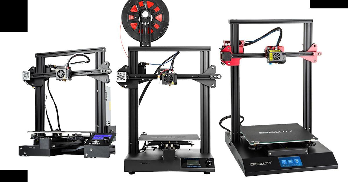 Creality3D Pro 3D Printers | MatterHackers
