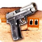 Desert Shooting - FPS Gun Range