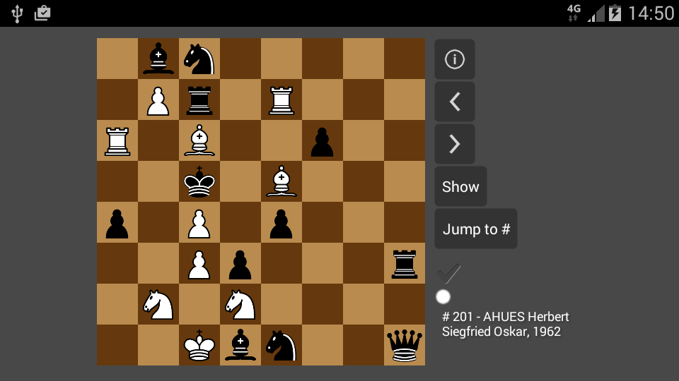Chess- screenshot