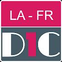 Latin - French Dictionary & translator (Dic1) icon