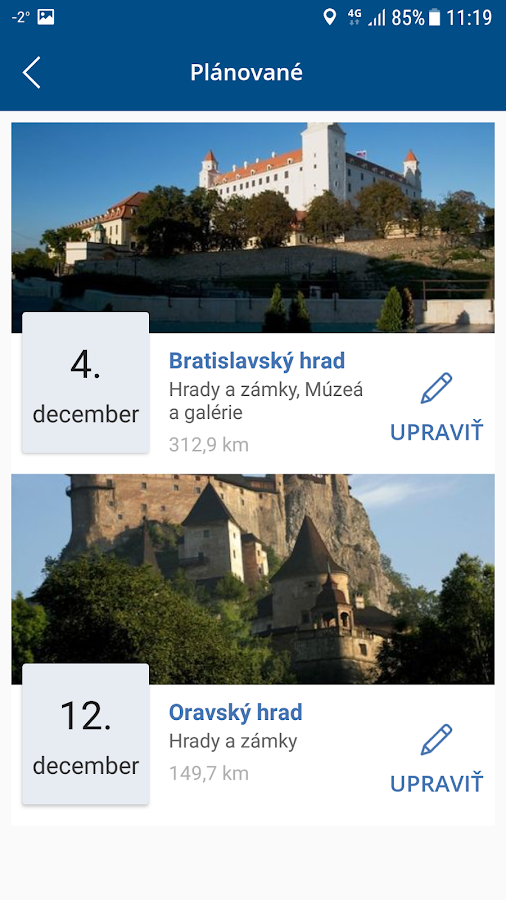 Slovakia Travel- screenshot