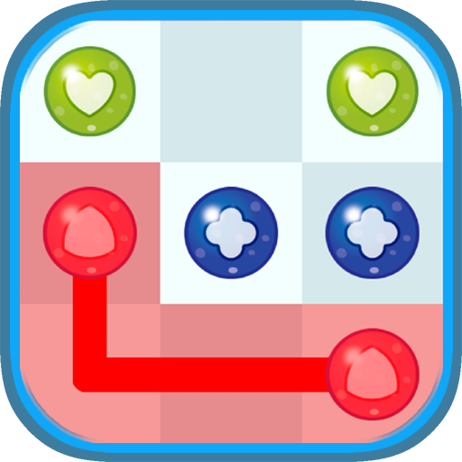 Flow Colors Puzzle Free 休閒 App LOGO-硬是要APP
