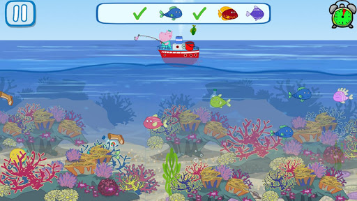 Funny Kids Fishing Games filehippodl screenshot 14