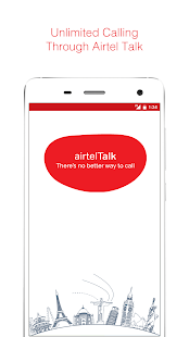 Airtel Talk (New)- screenshot thumbnail