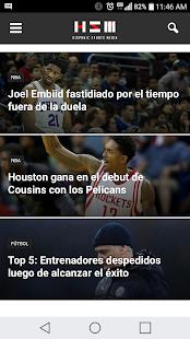 Hispanic Sports Media - náhled