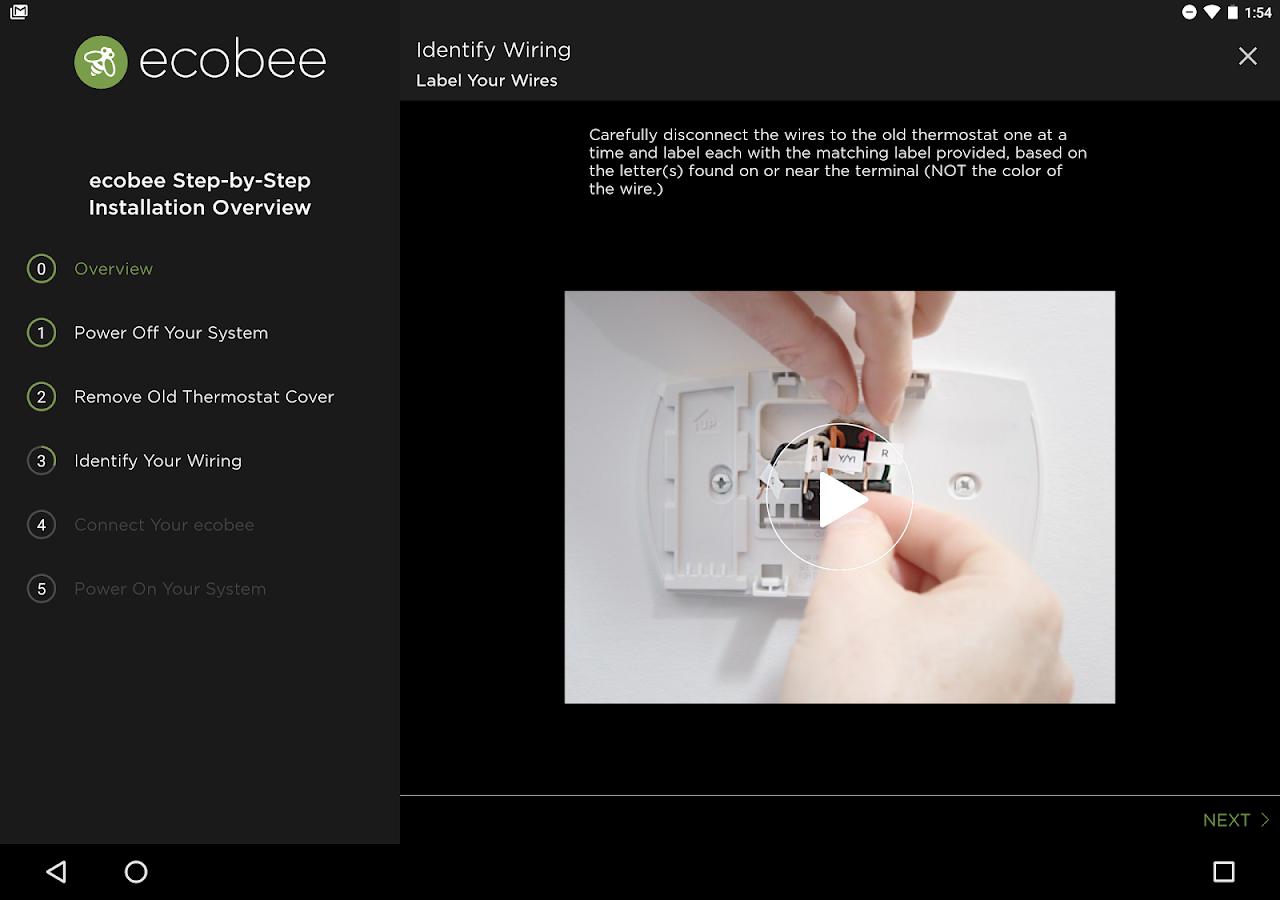 ecobee Android Apps on   Play #814237