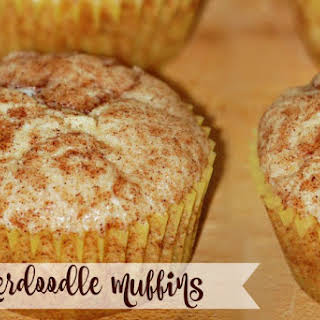 Snickerdoodle Muffins.